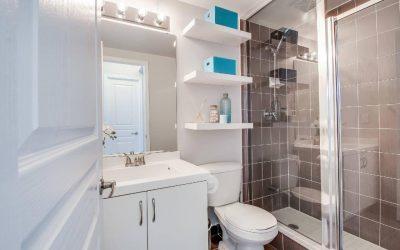 Udnyt alle kvadratmeter på dit badeværelse