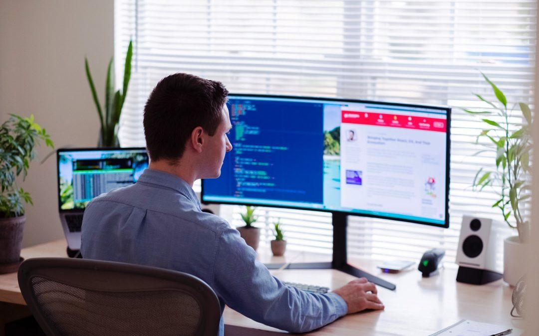 Pas på din krop med en ergonomisk kontorstol