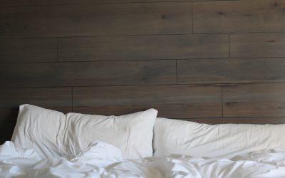 Få en god nattesøvn på en seng i høj kvalitet