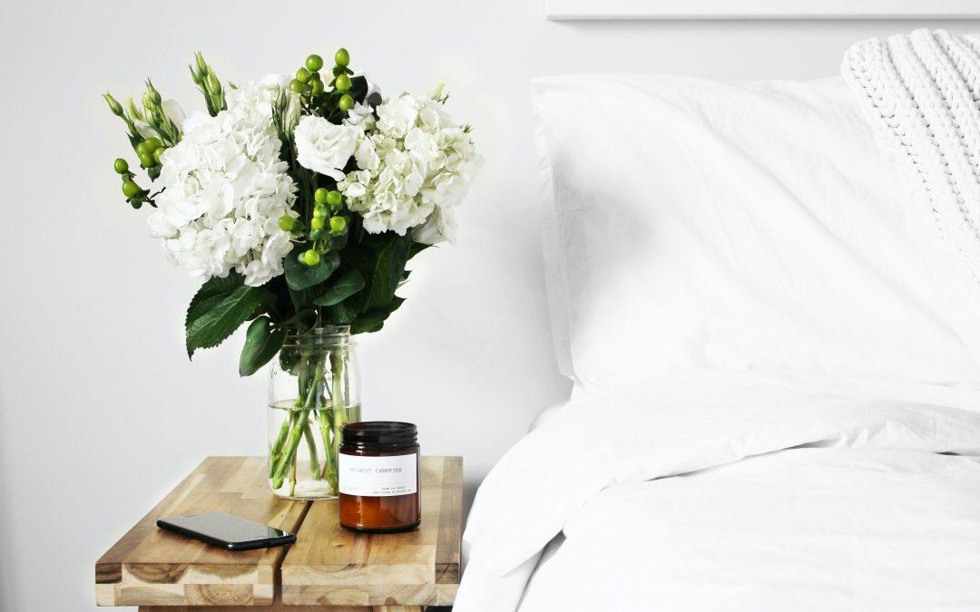 Gode råd til at gøre dit lille soveværelse større