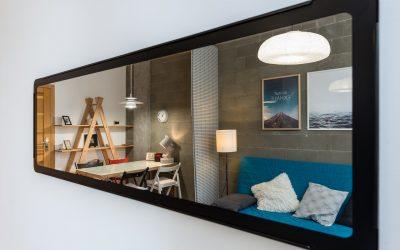 Dekorer dit hjem med smukke spejle efter mål